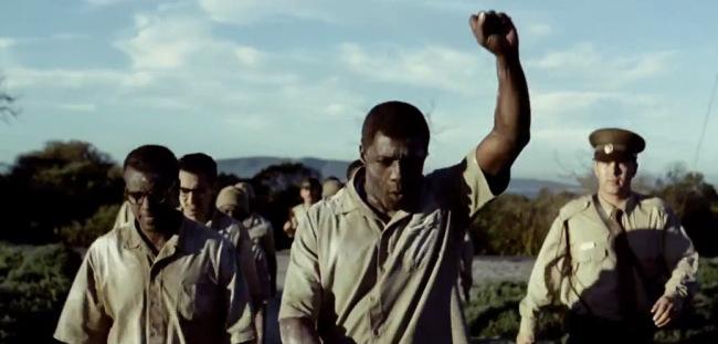 Idris Elba es Mandela