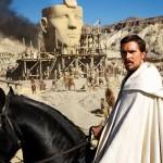 Christian Bale ya vive su 'EXODUS'