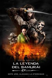 la_leyenda_del_samurai_poster