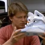 Nike comercializará las zapatillas de Marty McFly