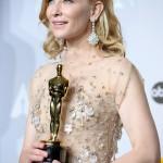Cate Blanchett, el look más caro de los Oscar