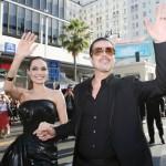 El agresor de Brad Pitt en el estreno de 'Maléfica' podría ir a la cárcel
