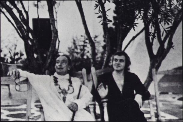 Giger & Dalí