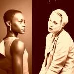 Lupita Nyong'o y Gwendoline Christie se unen a 'StarWars VII'