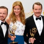 Kathy Bates y Benedict Cumberbatch sorpresas en la noche de 'Breaking Bad'