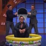 Hollywood se suma a la moda del 'Ice Bucket Challenge'