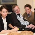 Eddie Redmayne podría aspirar al Oscar gracias a Stephen Hawking
