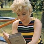 La biblioteca de Marilyn Monroe