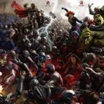 El trailer de 'Los Vengadores. La era de Ultrón' es una oda a la destrucción