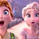 Elsa y Ana en el primer avance de 'Frozen Fever'