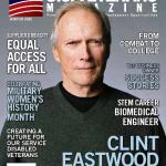Clint Eastwood, un veterano en portada