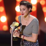 Shailene Woodley y 'Bajo la misma estrella' arrasan en los MTV Movie Awards