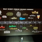 Disney presenta sus cartas hasta 2017