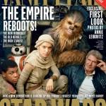 'StarWars Episodio VII' en el objetivo de Leibovitz