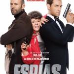 Espías, madres y profesoras de parvulario en cines