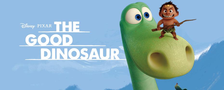 El dinosaurio bueno