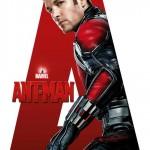 'Ant Man', 'Pixels' y algunas damas