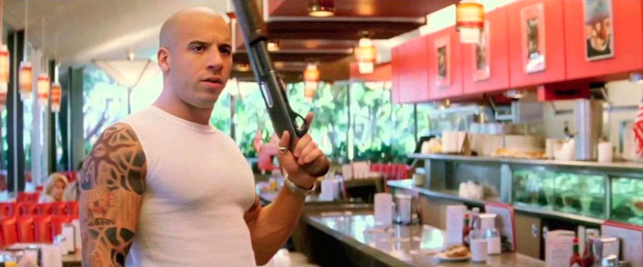 Vin Diesel como Xander Cage
