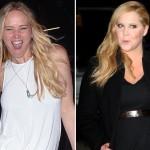 Jennifer Lawrence y Amy Schumer preparan película juntas