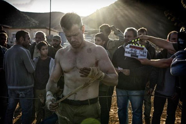 Matt Damon es Jason Bourne