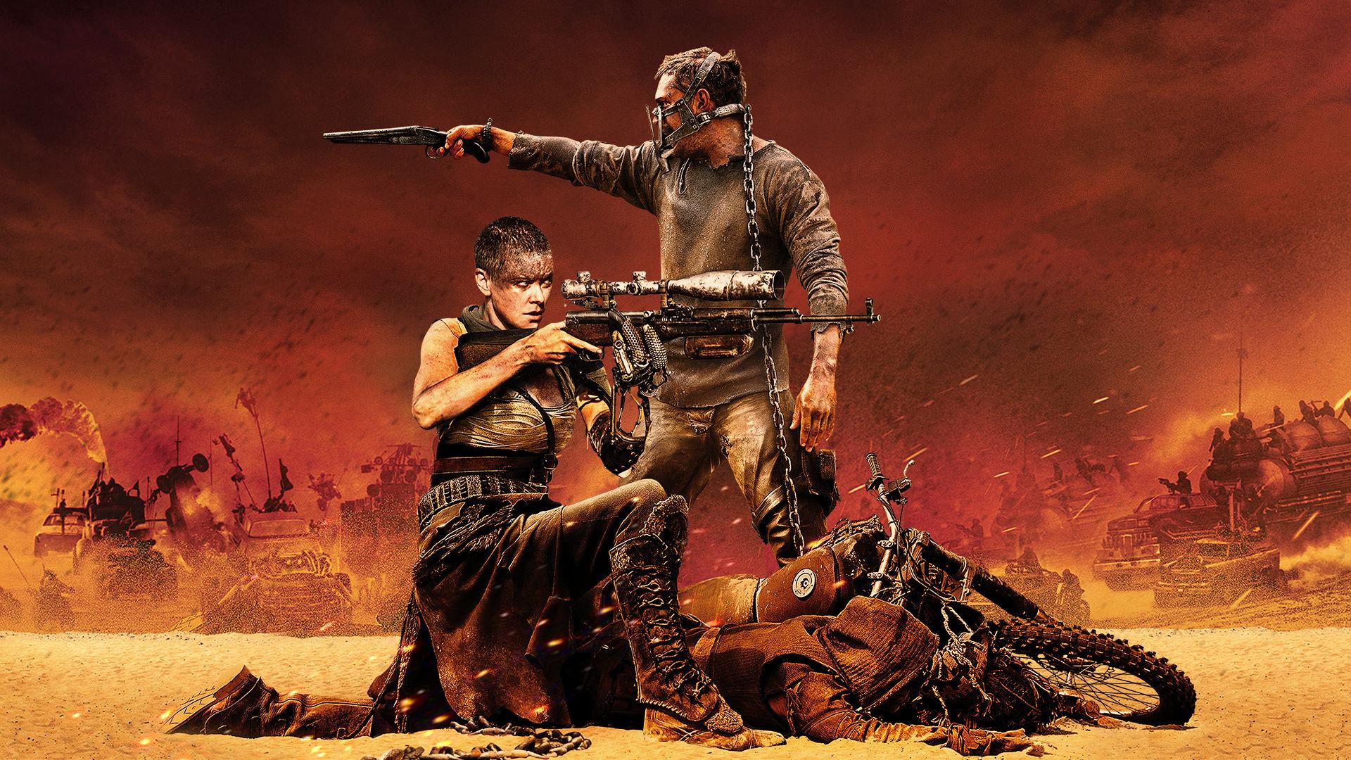 'Mad Max. Furia en la carretera'
