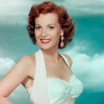 Muere Maureen O'Hara, la pelirroja de Hollywood