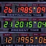 Bienvenido al futuro Marty McFly
