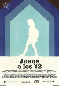 Juana a los 12