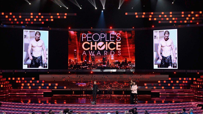 Entrega de los 'People´s Choice Awards'