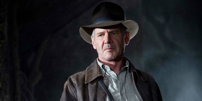 Harrison Ford como Indiana Jones