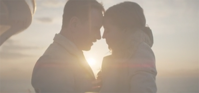 Michael Fassbender & Alicia Vikander