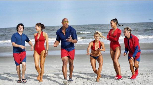 Los nuevos Vigilantes de la Playa