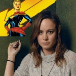 Brie Larson lidera la carrera por 'Capitana Marvel'
