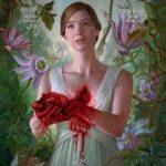 Jennifer Lawrence se arranca el corazón en el poster de 'Mother!'