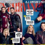 Vanity Fair se rinde a 'Los Vengadores'
