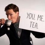 Benedict Cumberbatch, héroe también fuera de la pantalla