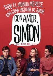 poster Con Amor, Simon