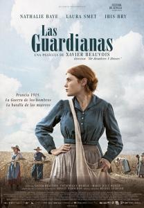 poster Las Guardianas