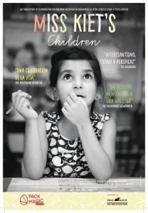 poster Miss Kiet´s Children