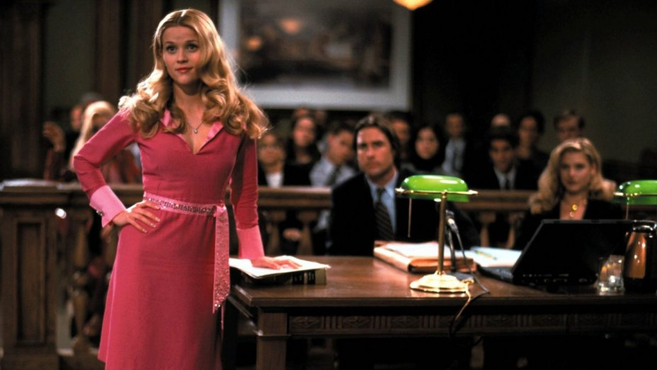 Reese witherspoon, una rubia muy legal