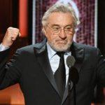 "Robert de Niro: ""Fuck Trump!"""
