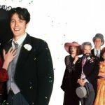 Reparto de Cuatro bodas y un funeral