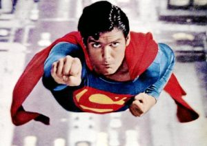 Christopher Reeve como Superman