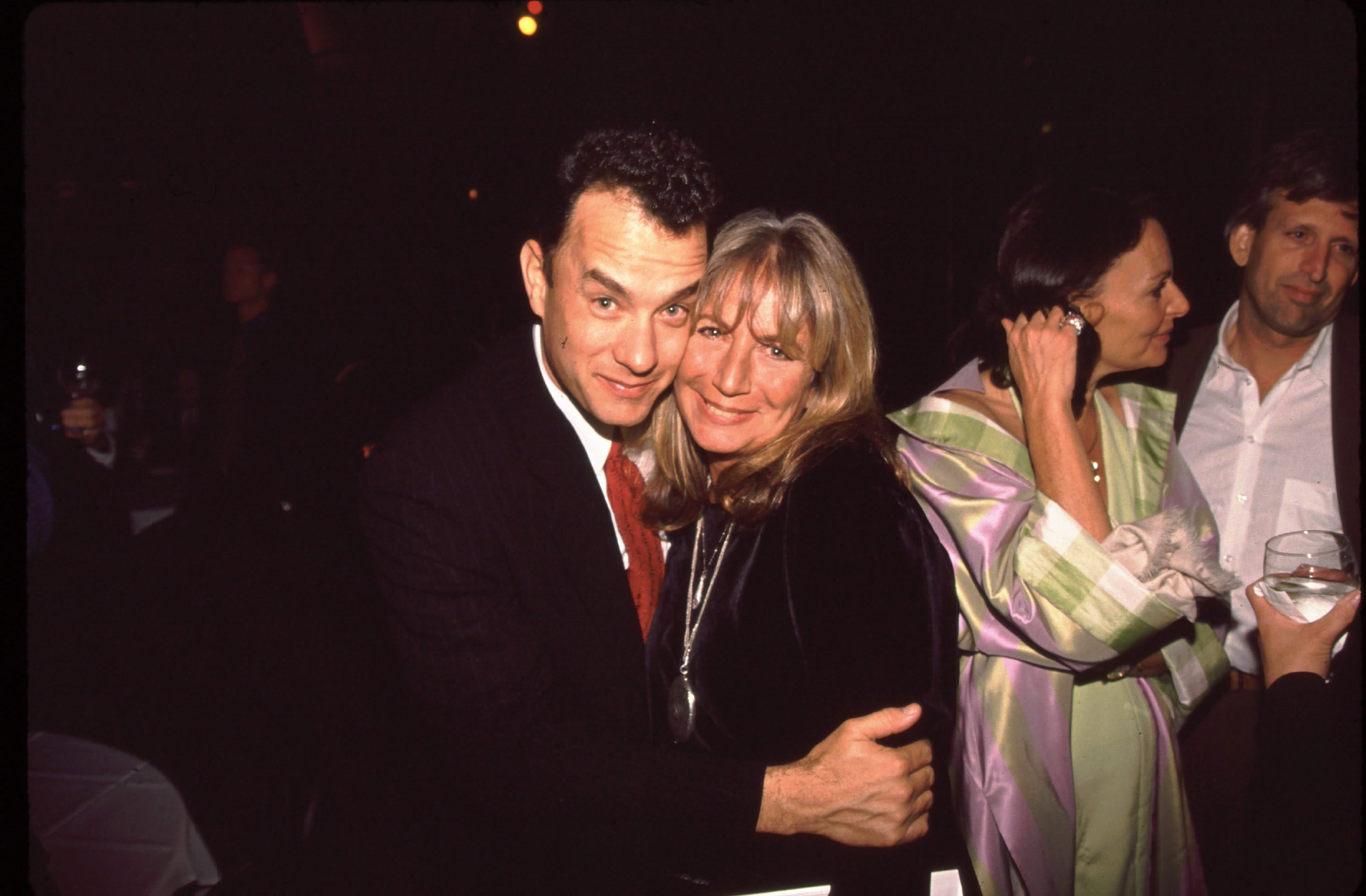 Tom Hanks & Penny Marshall