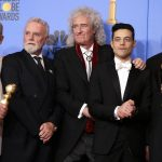 Bohemian Rhapsody triunfa en los Globos de Oro