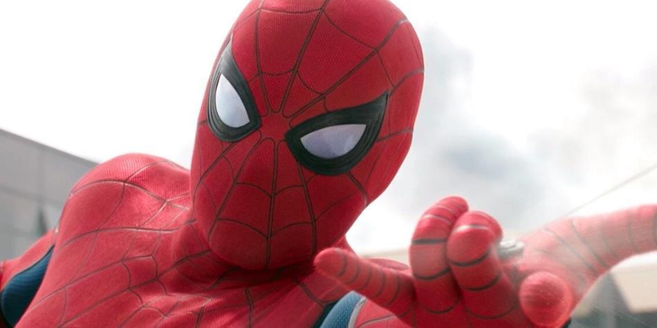 Spider Man. Lejos de Casa