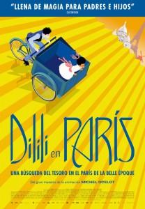 Dilili en París