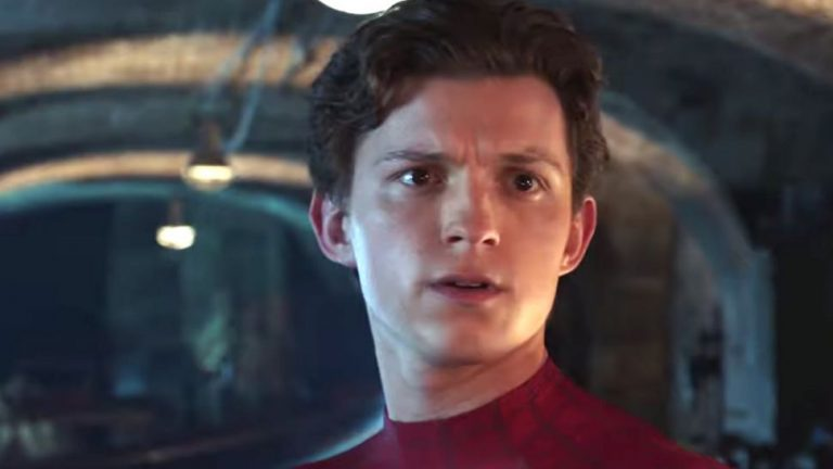 Spiderman. Far from home