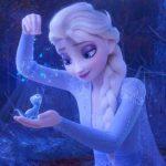 Frozen 2 Elsa y Bruni