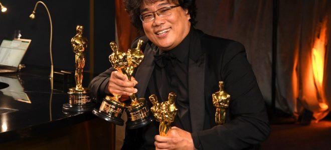 Boon Jong-Ho y sus Oscars